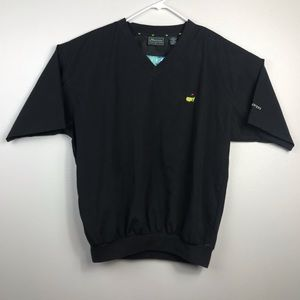 Masters Collection Golf Short Sleeve Windbreaker